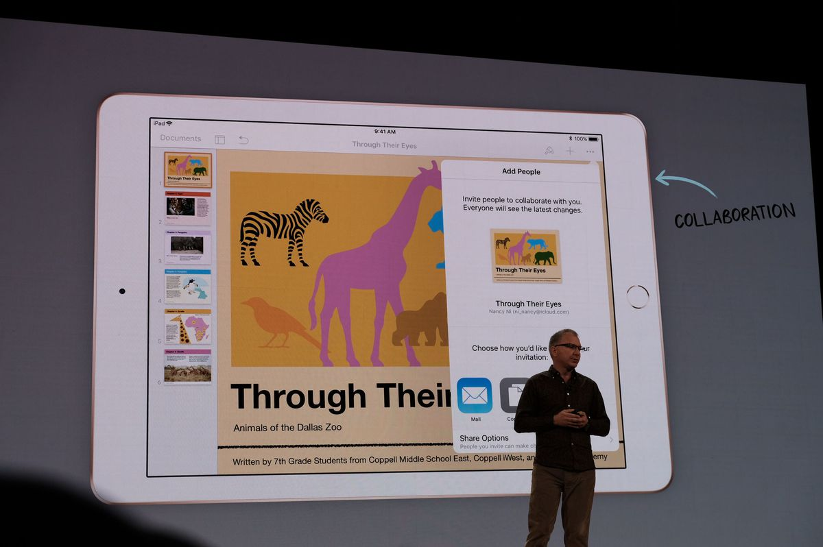 Apple's bringing digital book creations to the Pages app on the iPad