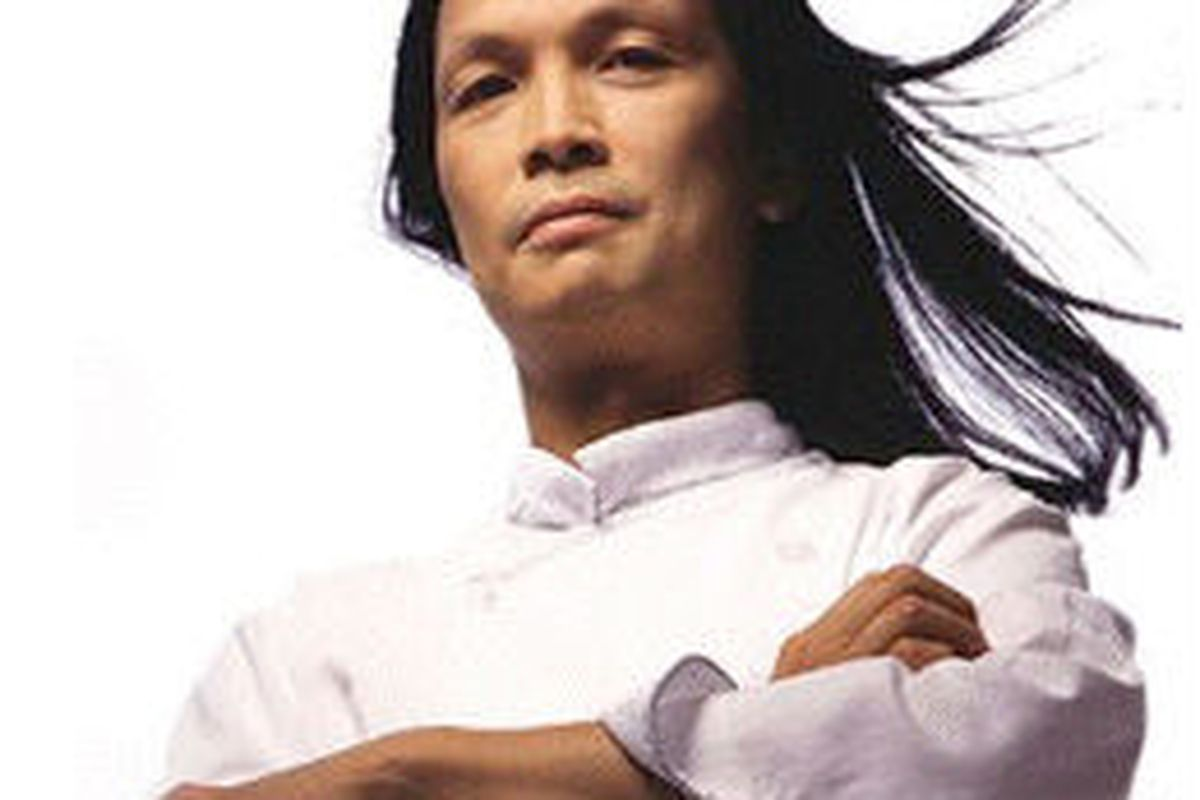 Feds Try To Bust Iron Chef Contestant For His \