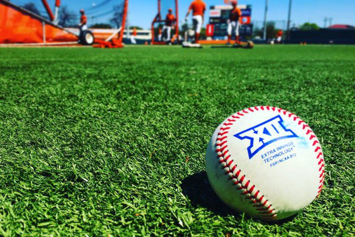 big 12 baseball opener