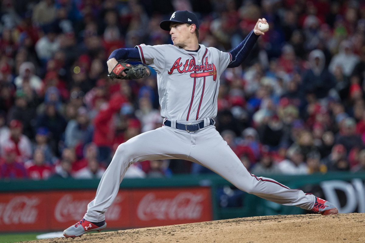 Max Fried looks to continue one trend and quit another as