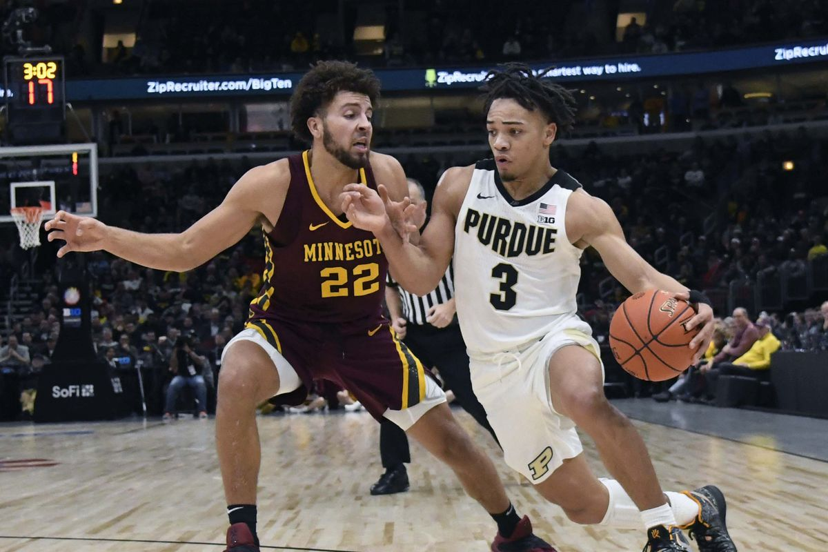 Carsen Edwards Can Make Or Break Purdue S Ncaa Tournament Run