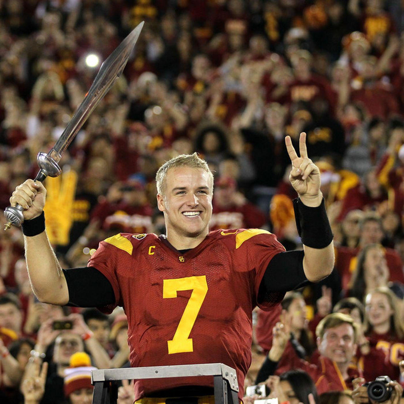 Matt Barkley Announces He Will Stay At USC, Forgo 2012 NFL Draft ...