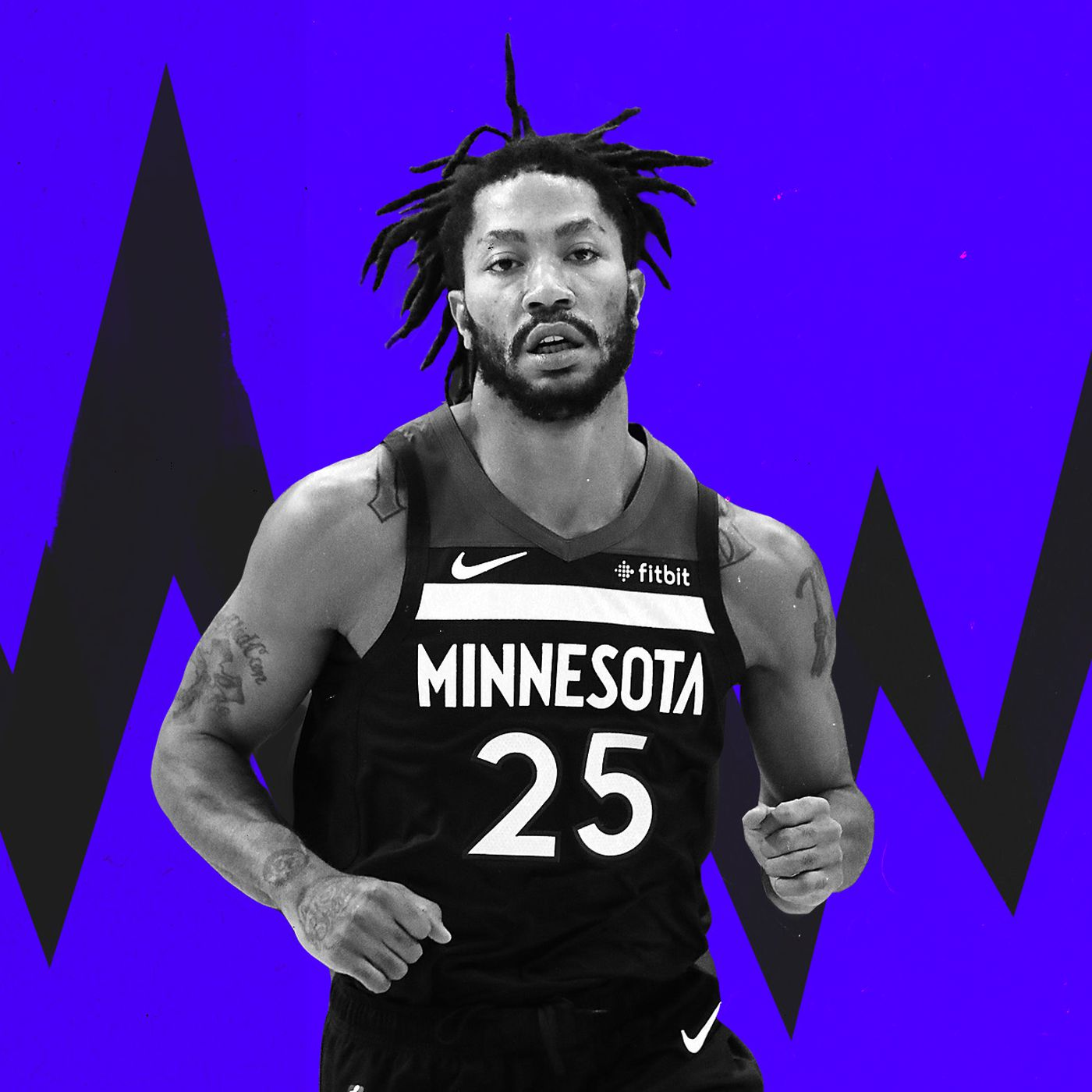 official photos e6058 89efd Derrick Rose exposes our toxic role in the sports redemption ...