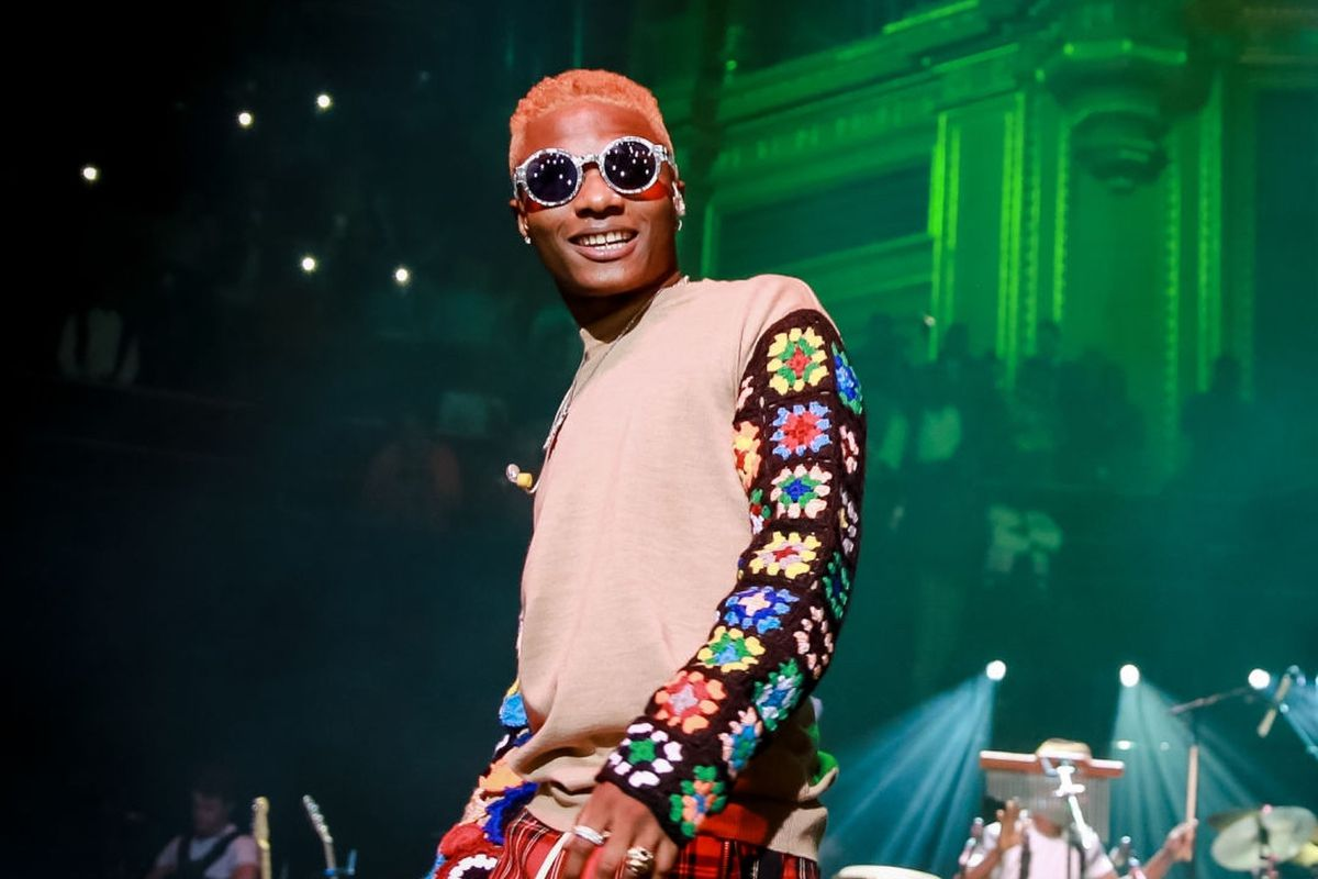 "Wizkid releases new single ""No Stress"" - REVOLT"