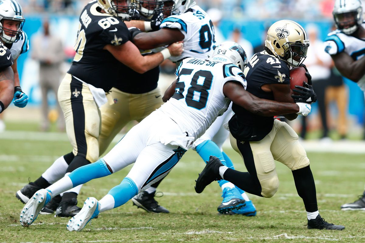 A Guide To Beating The Carolina Panthers Defense And The