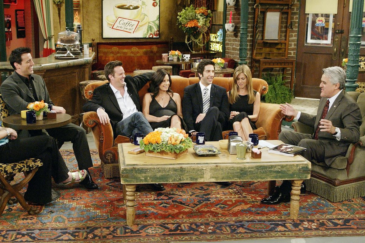 The story behind Netflix's $100 million 'Friends' deal