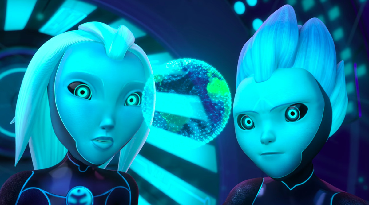 3below, Aja and Krel