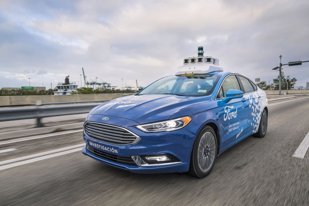 ford s first fully self driving car is probably going to look a lot like an suv