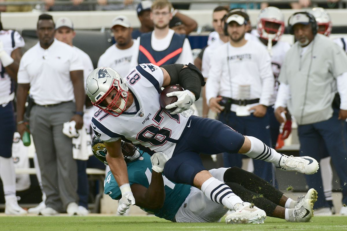 Was Jalen Ramsey Right About Rob Gronkowski Yes Big