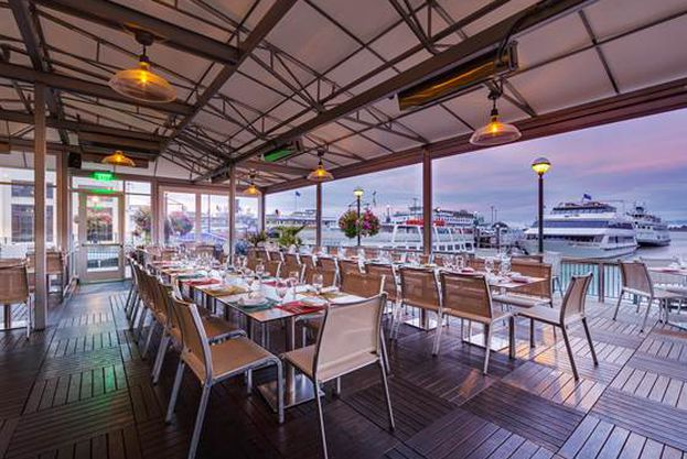 16 San Francisco Restaurants With Spectacular Views Eater Sf