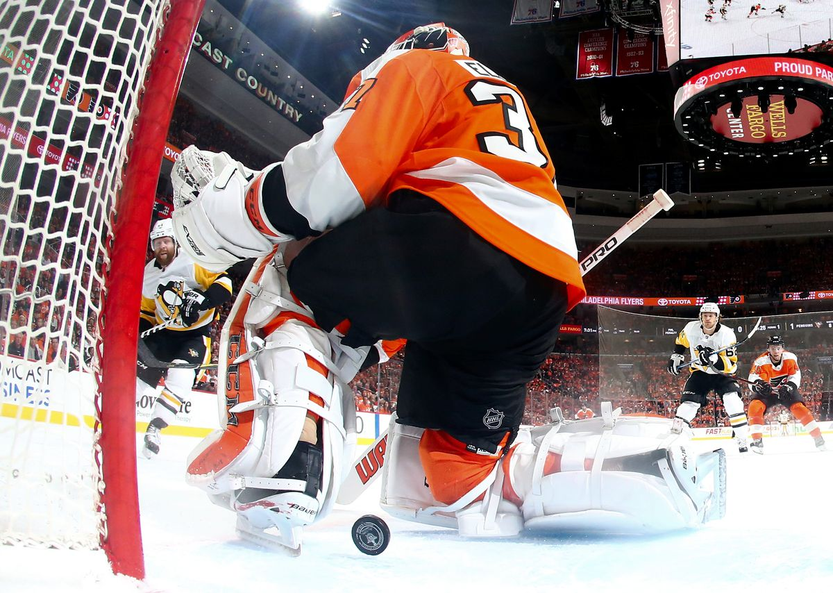 Pittsburgh Penguins v Philadelphia Flyers - Game Four