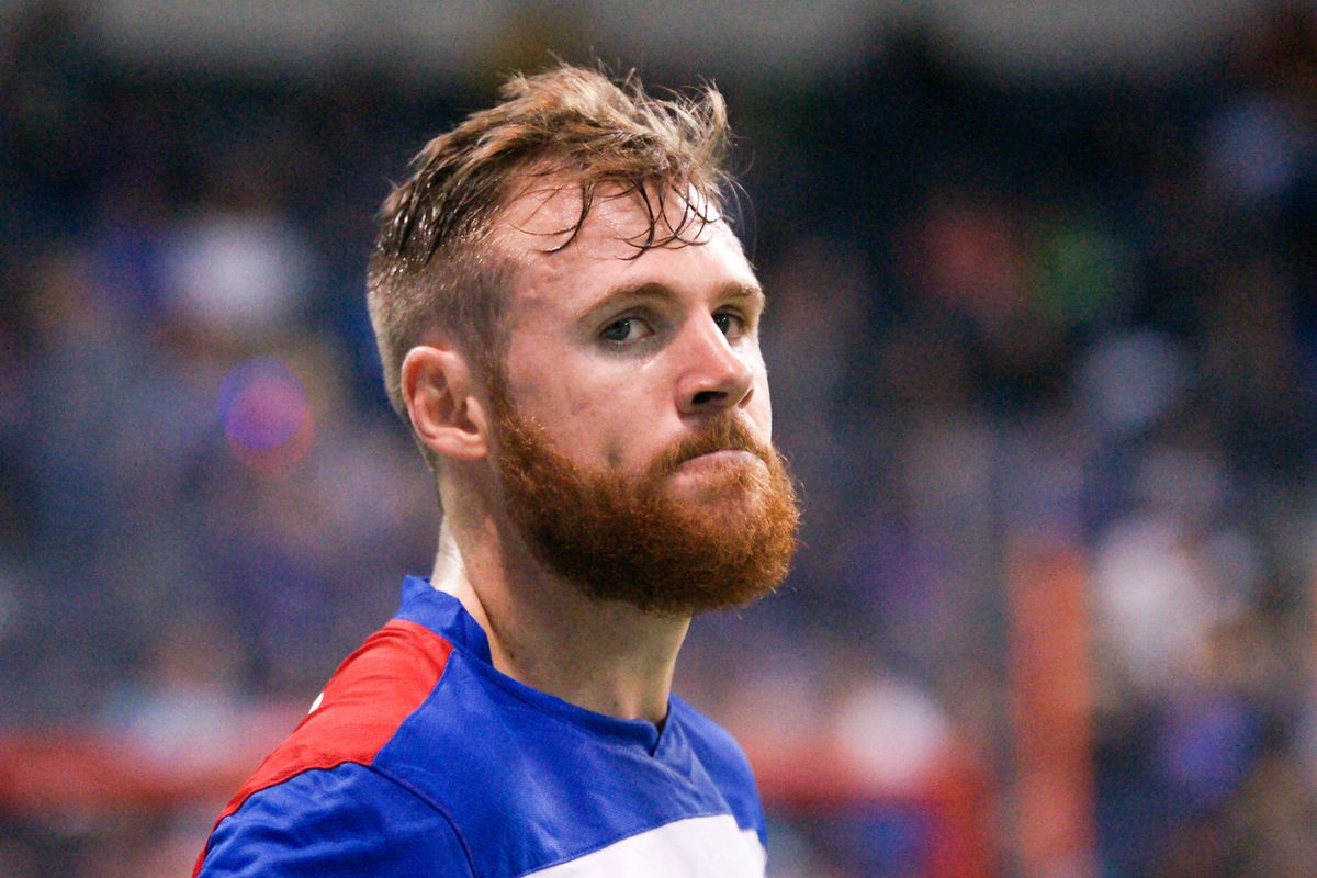 Brian Harris is one of two Comets called up to the U.S. Futsal team