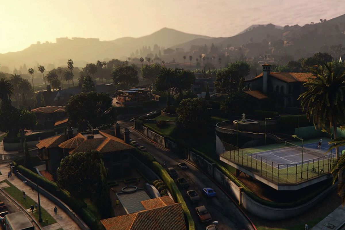 Grand Theft Auto 5 Could Be Getting New Firstperson Modes On Playstation  4, Xbox One And Windows Pc, According To An Update Allegedly Taken From  Rockstar's