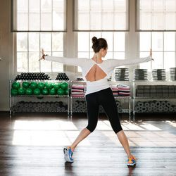 """Another fun way to burn the calories away is to dance them right off. The <strong>Dirty Pop</strong> dance class at <a href=""""http://www.studiomix.com/"""">Studiomix</a> is intense cardio rolled into dance routines worthy of Beyonce's stage. Unlimited classes"""