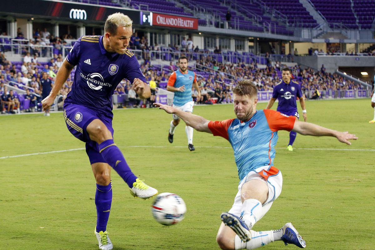 MLS: U.S. Open Cup-Miami FC at Orlando City SC