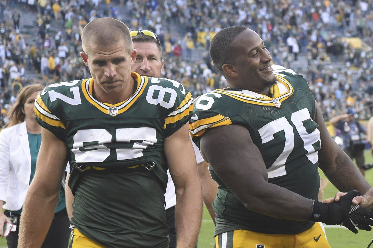 Packers believe Jordy Nelson Mike Daniels and Randall Cobb
