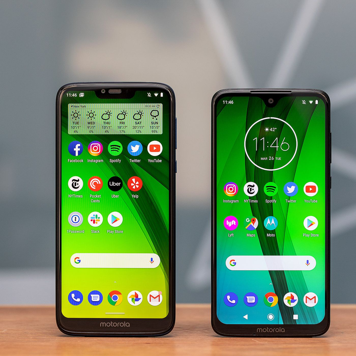 Motorola Moto G7 And G7 Power Review Still The Bud