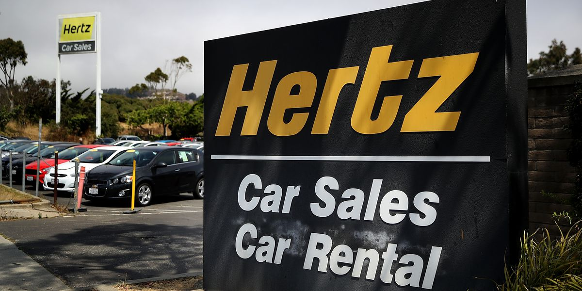 Hertz Launches 1 000 Per Month Car Subscription Service The Verge
