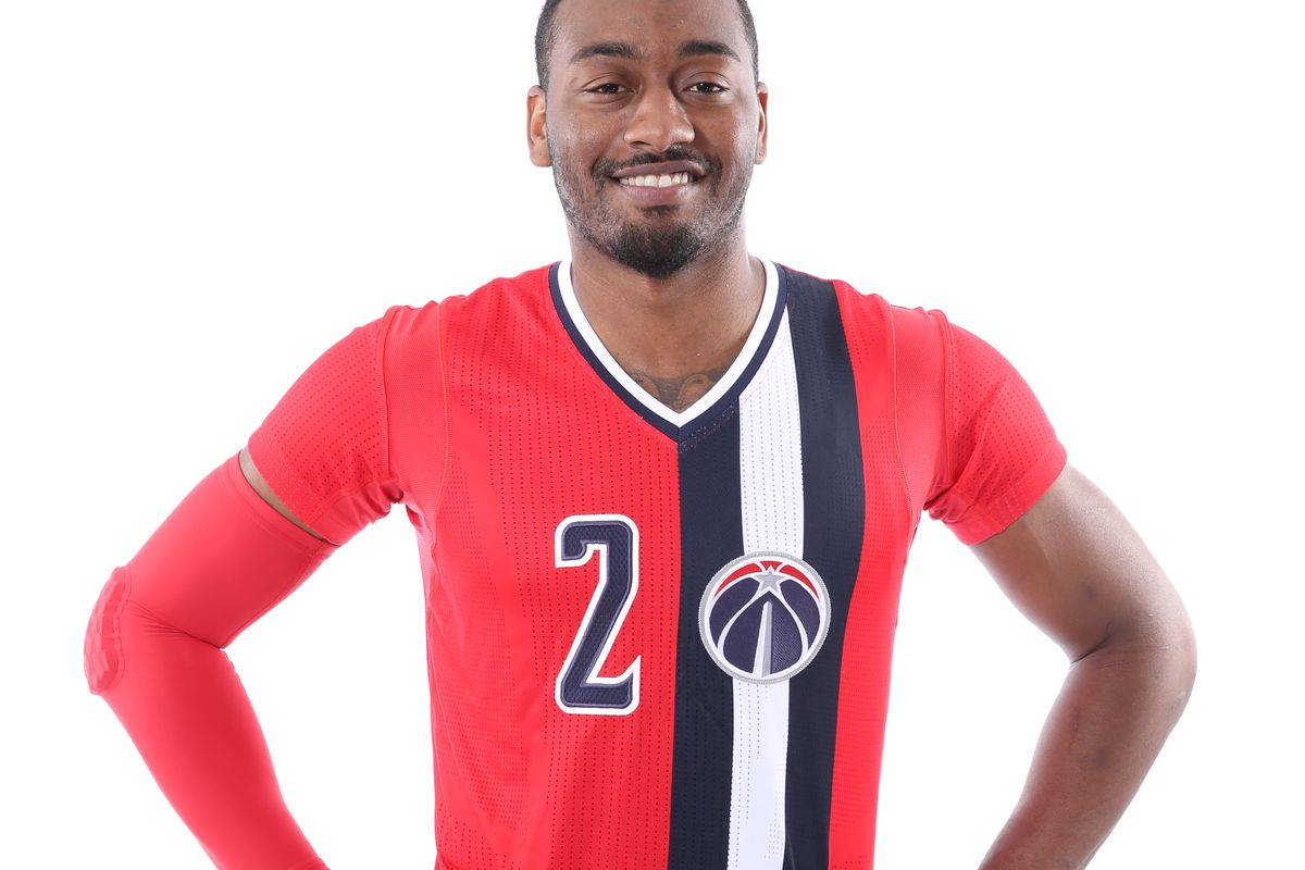 John Wall and the gang will be debuting some retro-themed jerseys tonight.