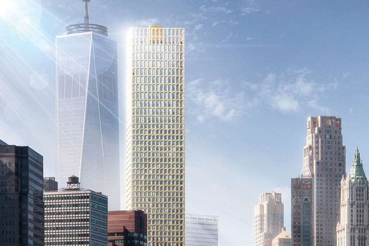 david adjaye 39 s new skyscraper is imminent central park fronting tower announced and more