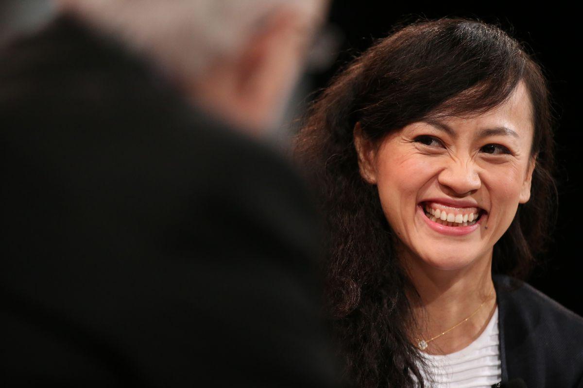 Didi Chuxing CEO Jean Liu