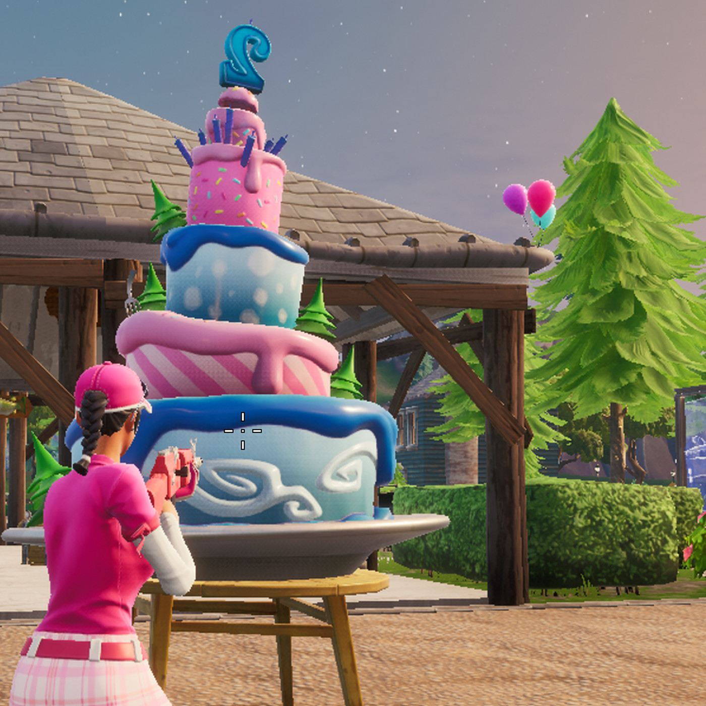 Fortnite Birthday Cakes Guide And Map Polygon