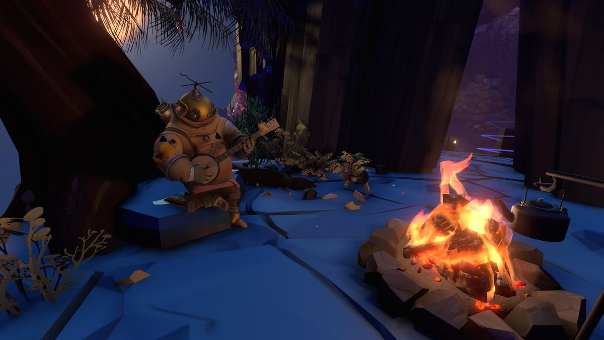 Outer Wilds is a brilliant sci-fi game that trades guns for a ...