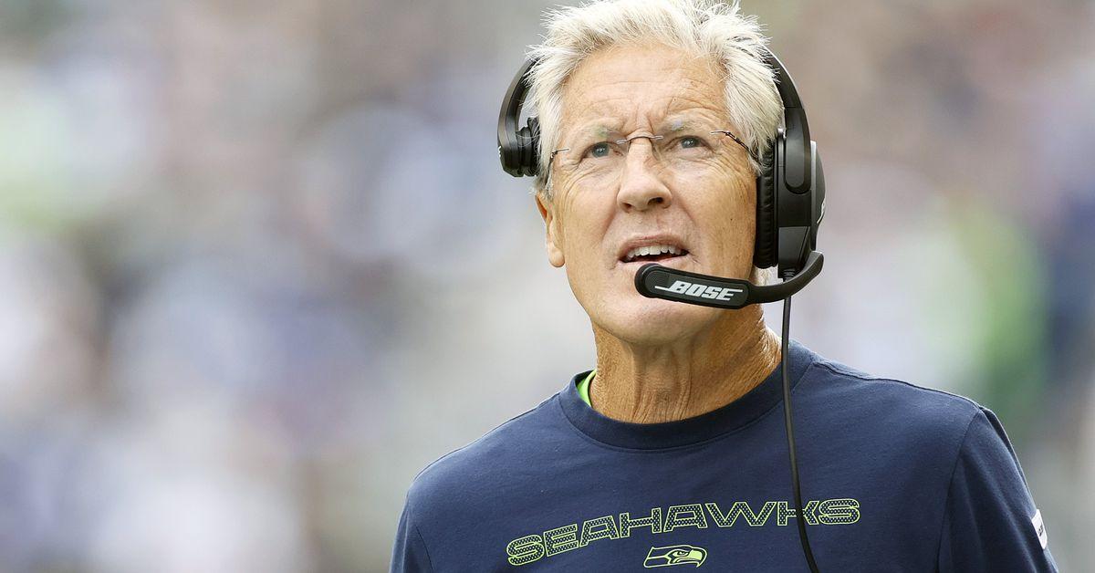 Pre-Snap Reads 9/21: Pete Carroll breaks down Seahawks' stunning loss - Field Gulls