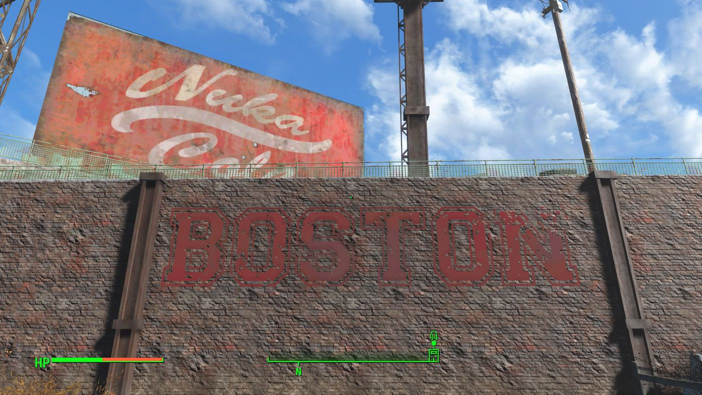 Explore Fallout 4's post-apocalyptic Boston in photos - The Verge