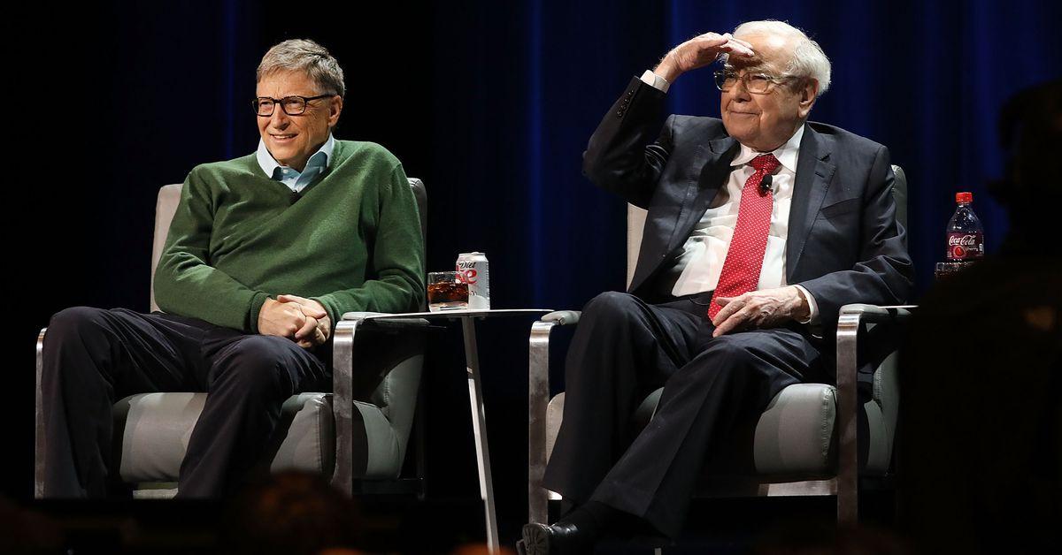 Warren Buffett resigns from Gates Foundation board