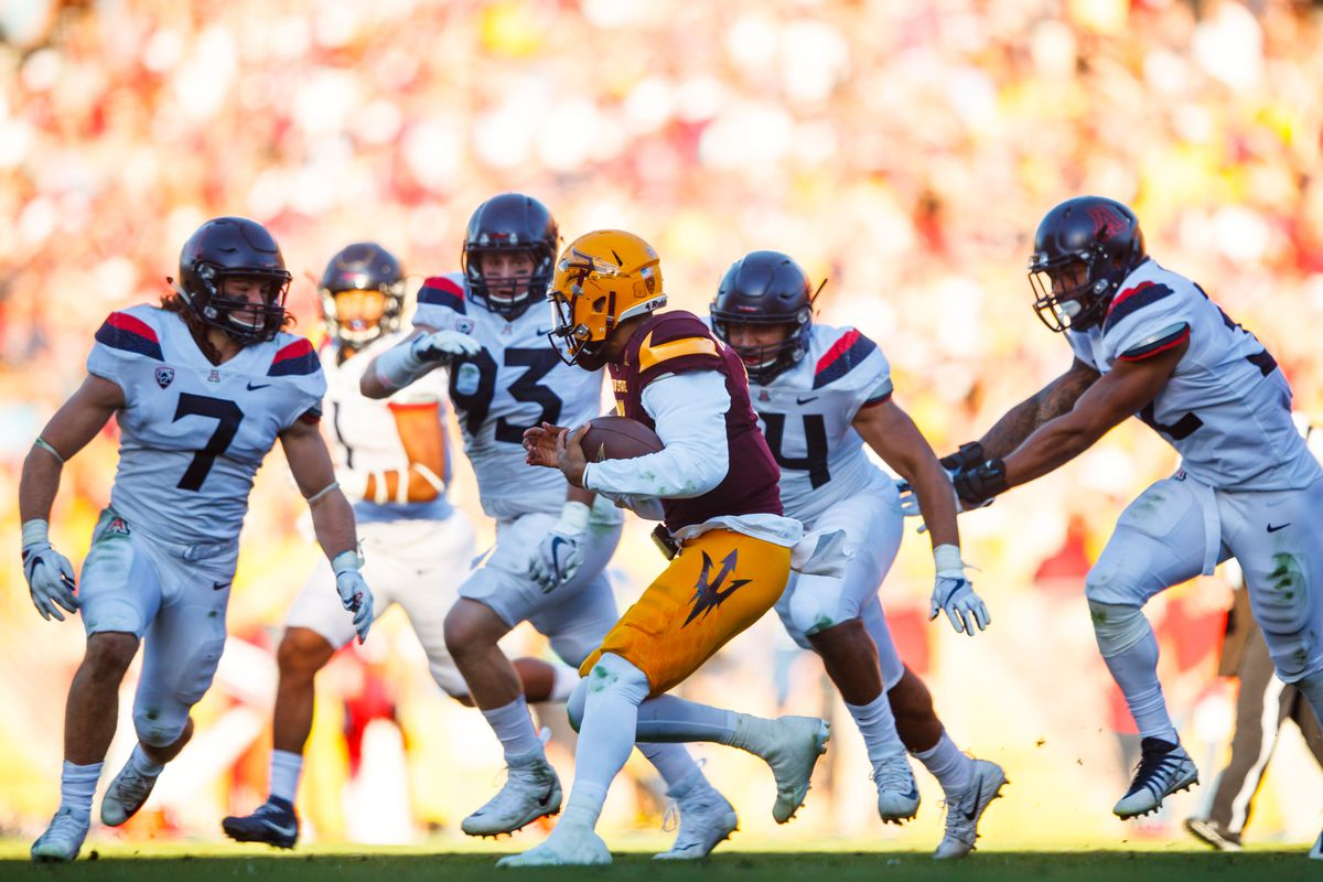 Asu Vs Arizona Game Time Live Stream Tv Channel Odds How To