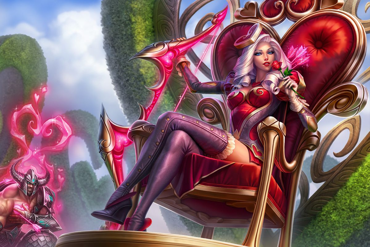 Who is your League of Legends Valentine?