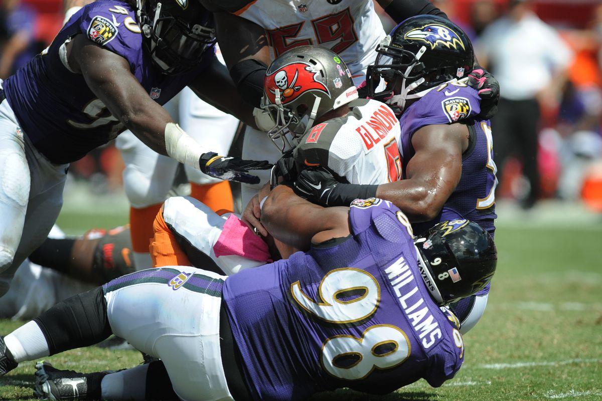 Baltimore Ravens v Tampa Bay Buccaneers