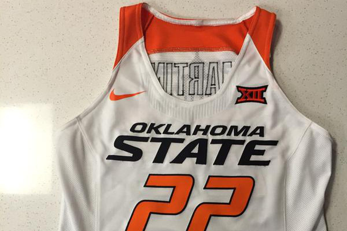 3ab969632 Women s basketball gets new uniforms - Cowboys Ride For Free