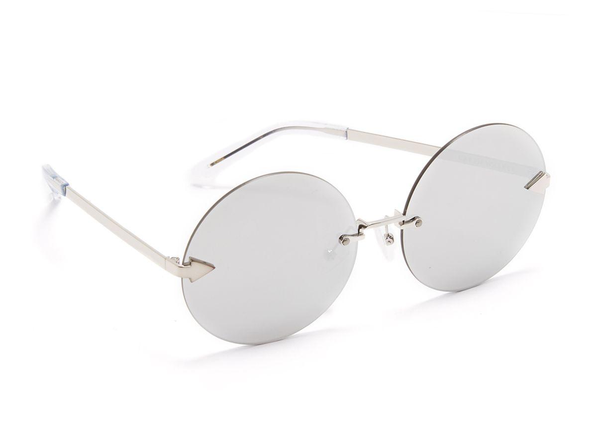 Karen Walker Disco Circus Sunglasses, $250