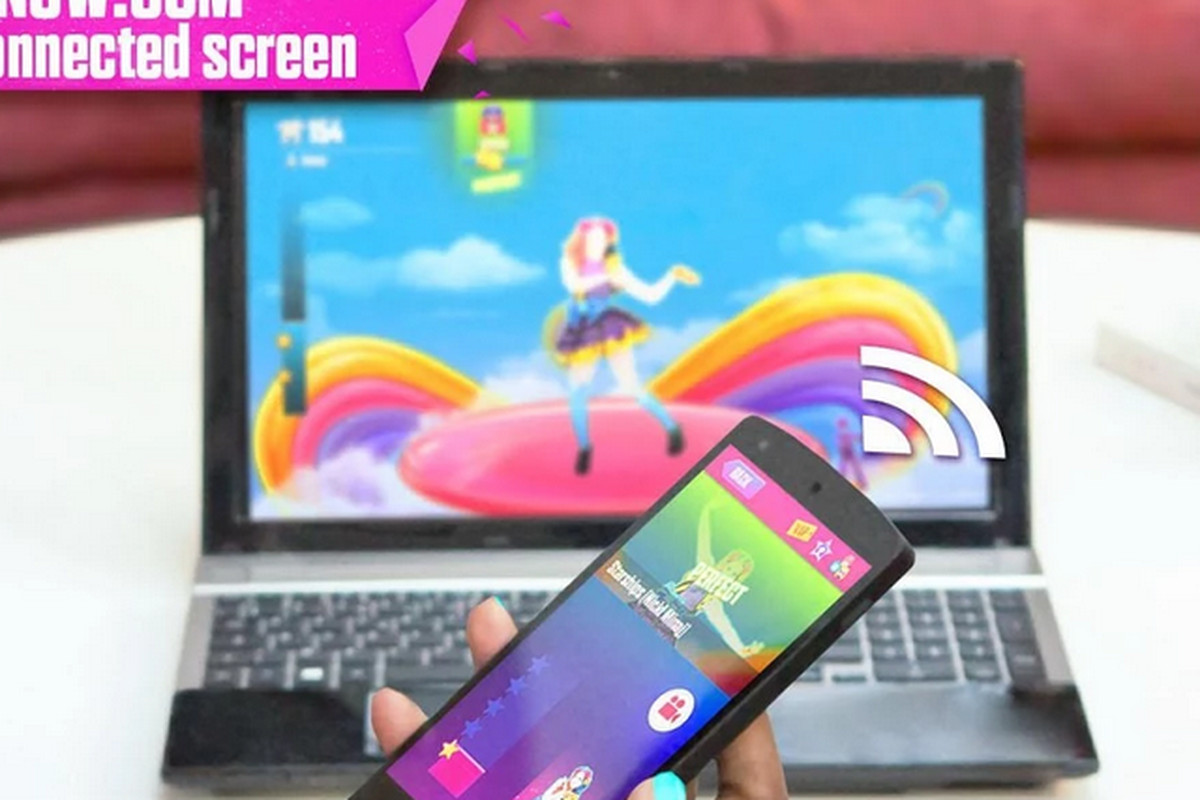 With Just Dance Now, Ubisoft Swaps Smartphone for Console