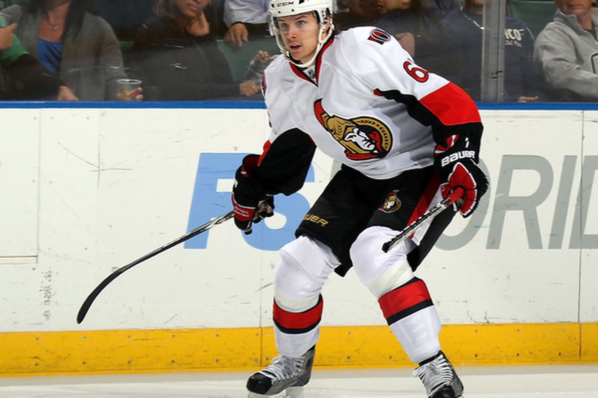<strong>Erik Karlsson: half the stick, twice the goals</strong>