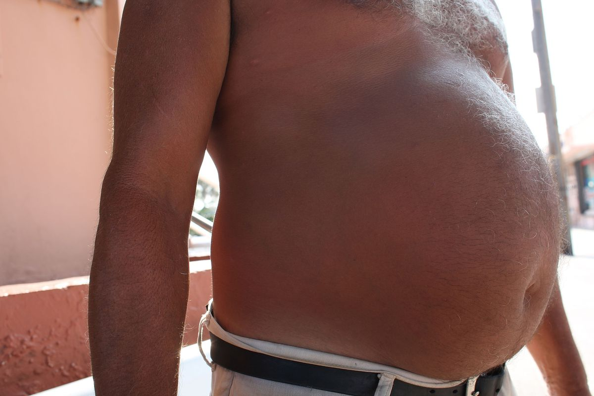 New numbers suggest we're much fatter than we think we are.
