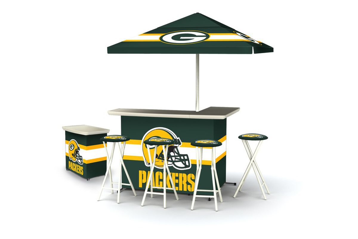 'Best of Times' NFL Grill Table