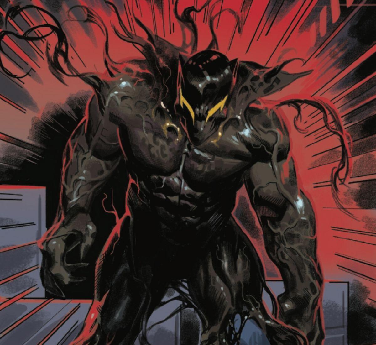 Emperor N'Jadaka arrives on Earth in Black Panther #15, Marvel Comics (2019).