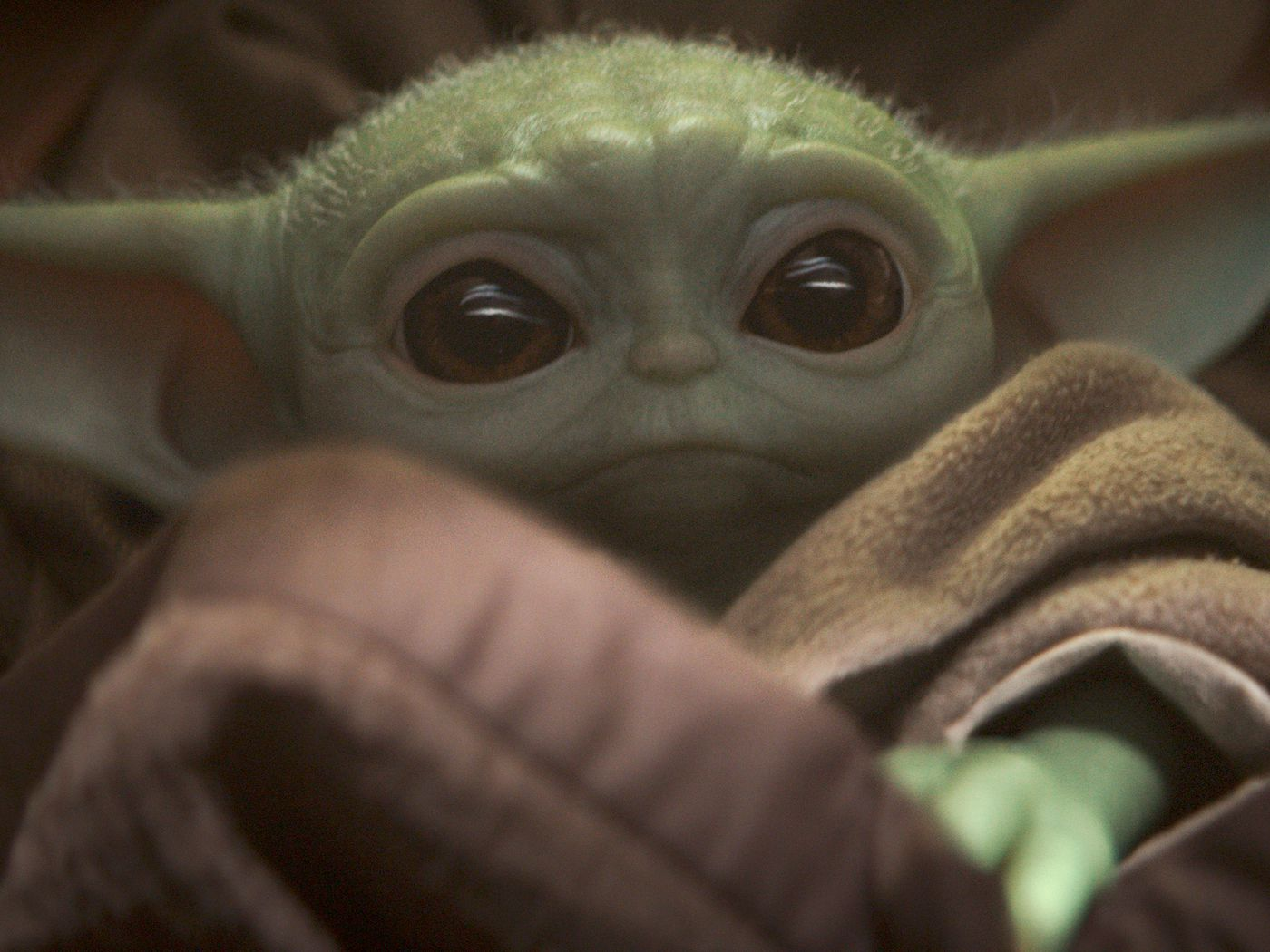 Baby Yoda Plush Toys Don T Exist Because Of Star Wars Spoilers Polygon