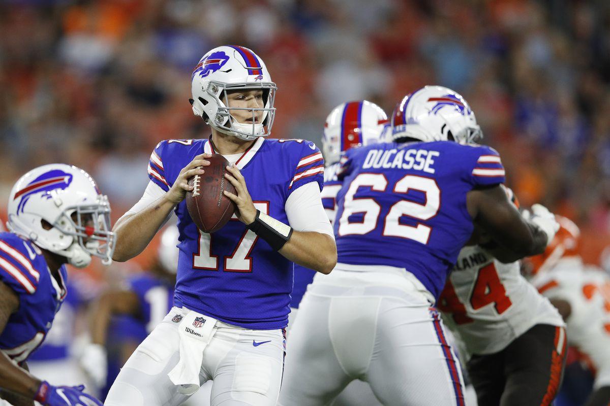 Kết quả hình ảnh cho Buffalo Bills vs Cleveland Browns preview