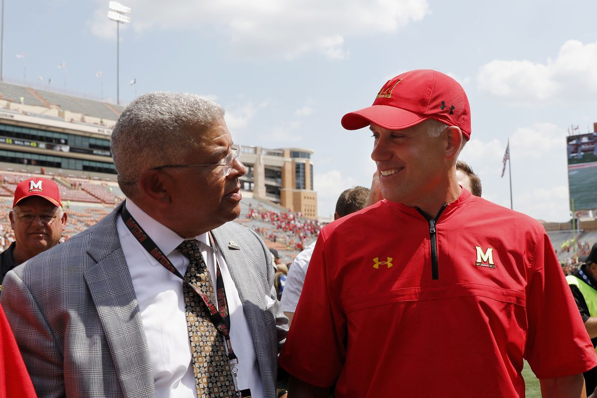 Maryland Fires Athletic Director Kevin Anderson