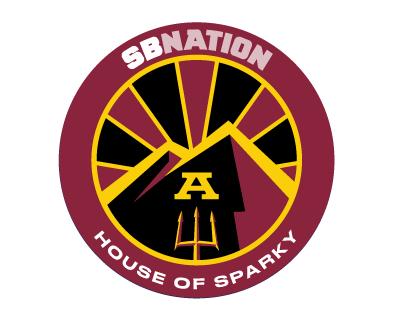 House of Sparky, an Arizona State athletics community. Go Sun Devils!