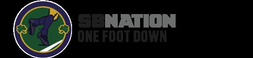 Onefootdown lockup.38326