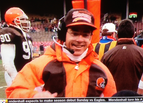 (The Cleveland Browns Were A Team That Played In The National Football  League From 1950 1995 Before Moving To Baltimore And Becoming The Ravens.  Nick Saban Resume