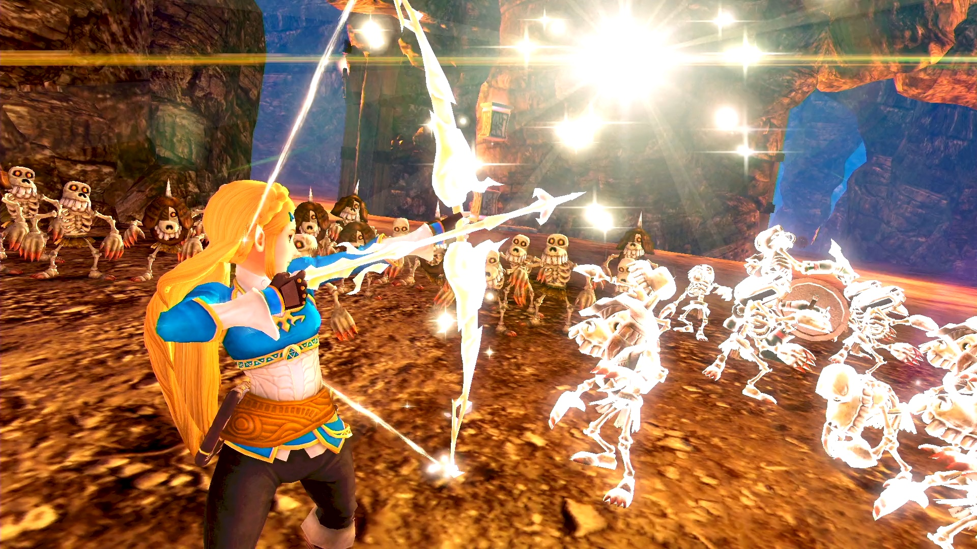 Hyrule Warriors Coming To Switch With Breath Of The Wild Content Polygon