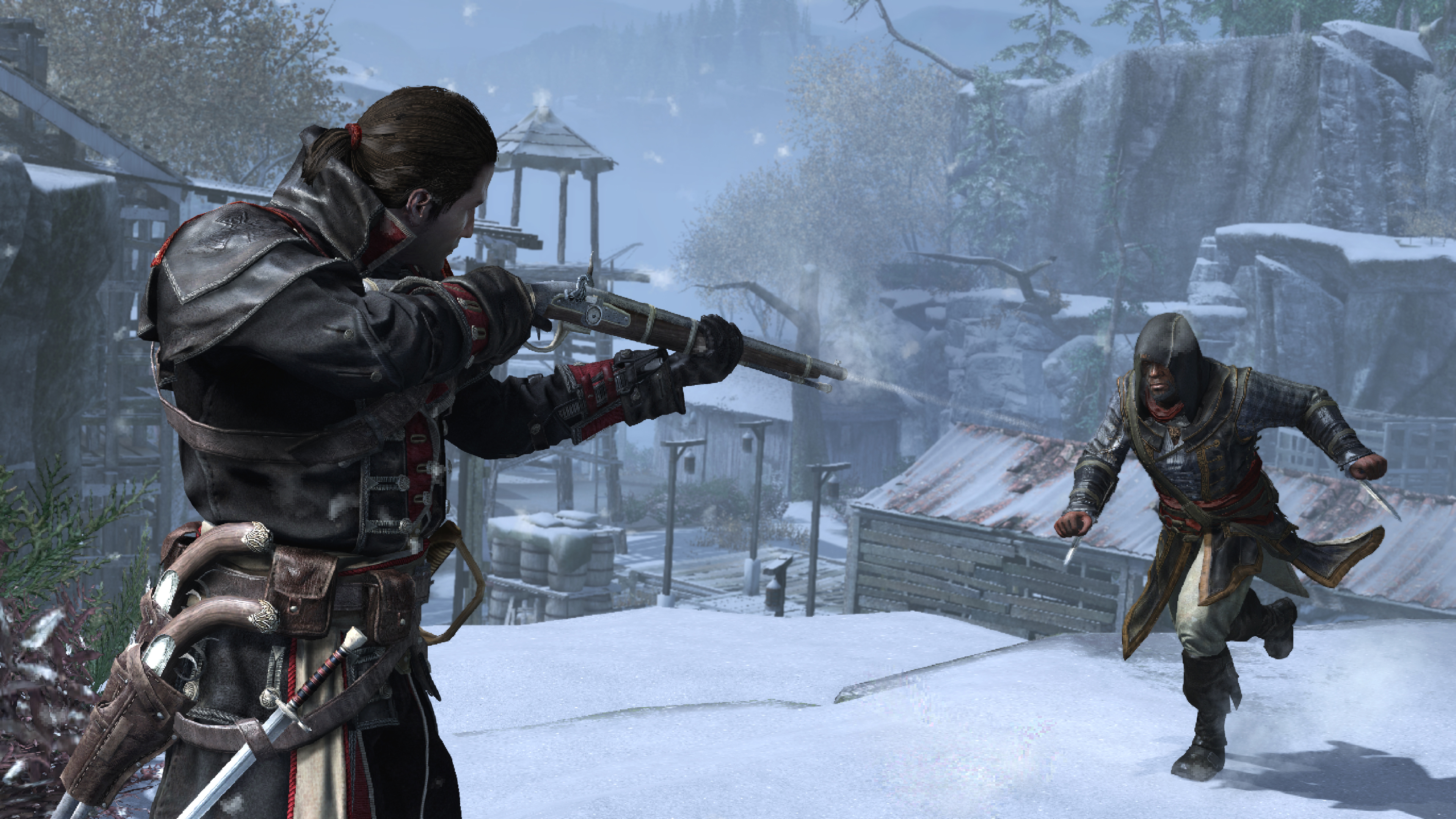 Assassin's Creed Rogue 4K remaster coming to PS4, Xbox One ...
