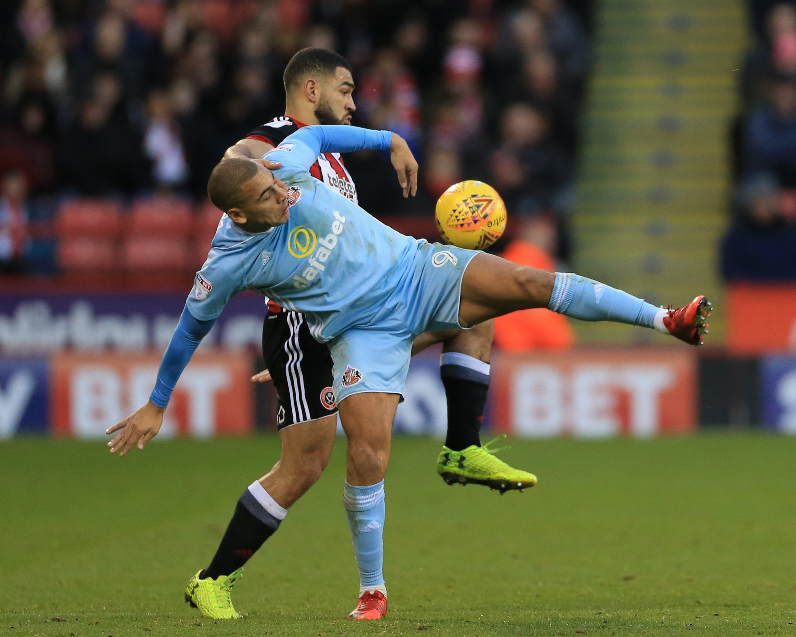 James Vaughan secures move to Wigan from Sunderland