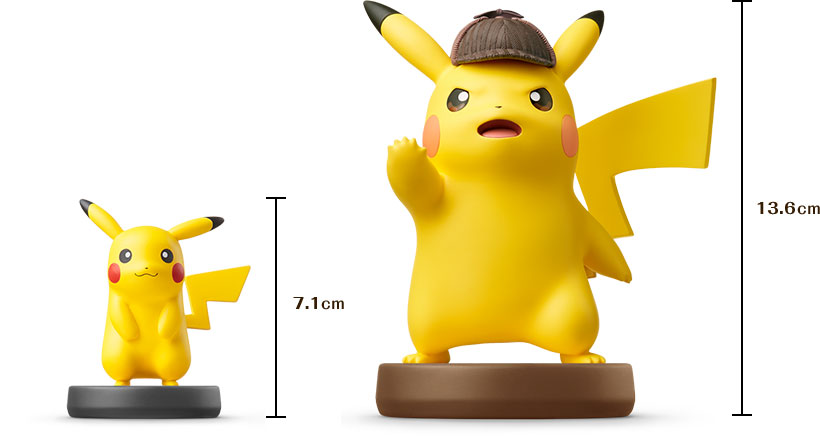 Detective Pikachu Release Date For 3DS Announced Alongside New, Huge Amiibo